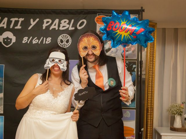 La boda de Pablo y Nati en Redondela, Pontevedra 61