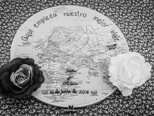 La boda de Ivan y Leticia en Redondela, Pontevedra 11