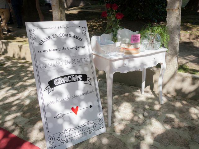 La boda de Ivan y Leticia en Redondela, Pontevedra 16