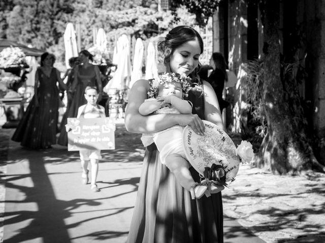 La boda de Ivan y Leticia en Redondela, Pontevedra 18