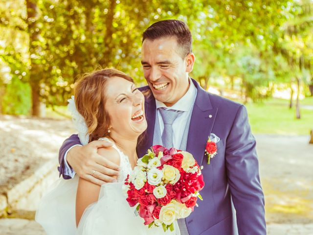 La boda de Ivan y Leticia en Redondela, Pontevedra 30