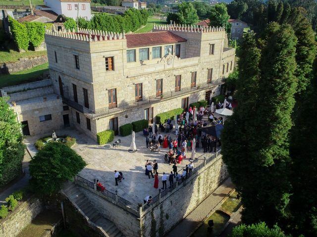La boda de Ivan y Leticia en Redondela, Pontevedra 34