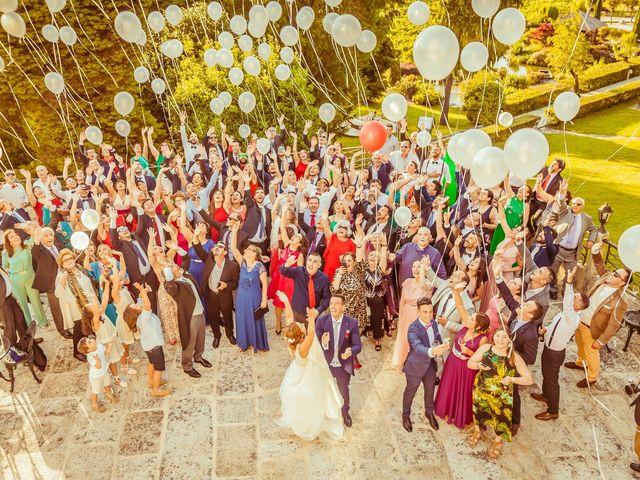 La boda de Ivan y Leticia en Redondela, Pontevedra 35