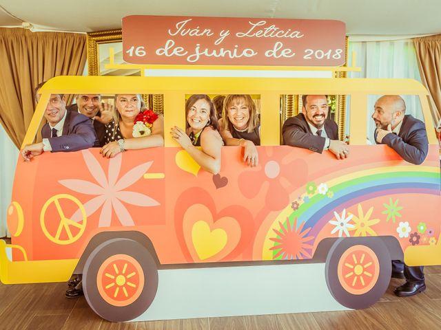 La boda de Ivan y Leticia en Redondela, Pontevedra 36