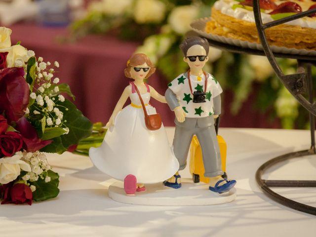 La boda de Ivan y Leticia en Redondela, Pontevedra 45