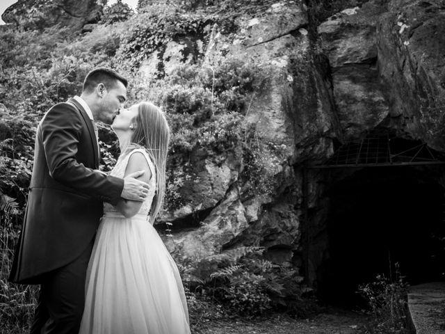 La boda de Ivan y Leticia en Redondela, Pontevedra 47