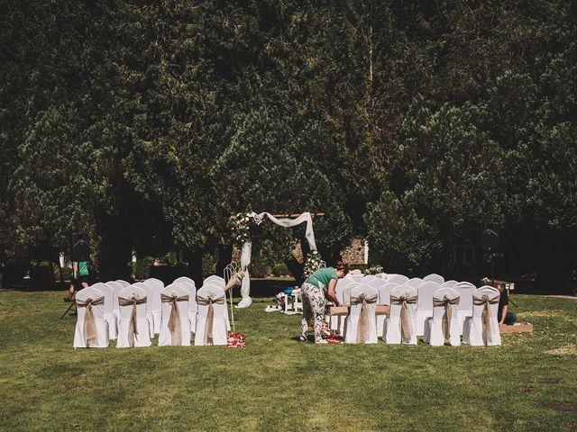 La boda de Iñigo y Naiara en Iruz, Cantabria 3