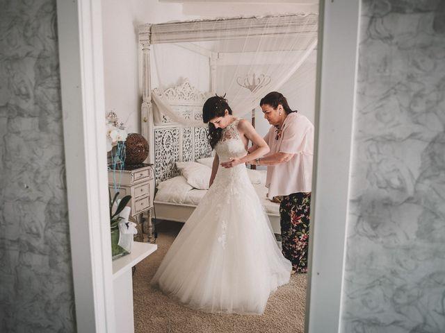 La boda de Iñigo y Naiara en Iruz, Cantabria 13