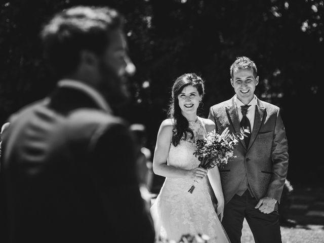 La boda de Iñigo y Naiara en Iruz, Cantabria 23
