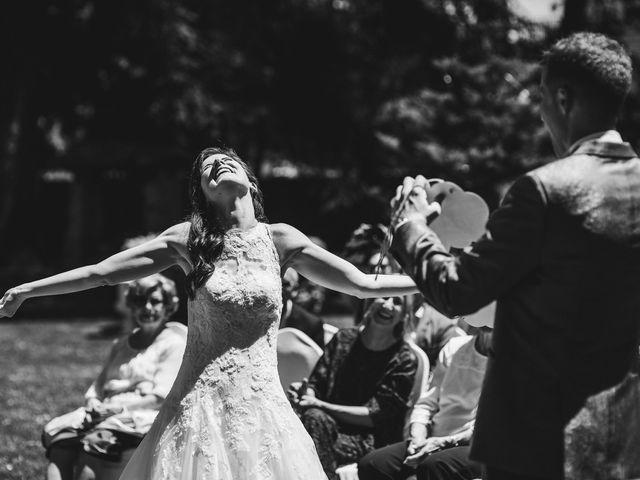 La boda de Iñigo y Naiara en Iruz, Cantabria 27