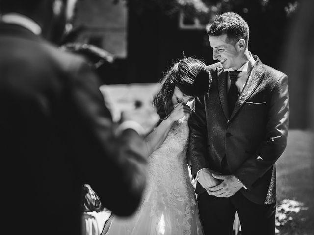 La boda de Iñigo y Naiara en Iruz, Cantabria 28