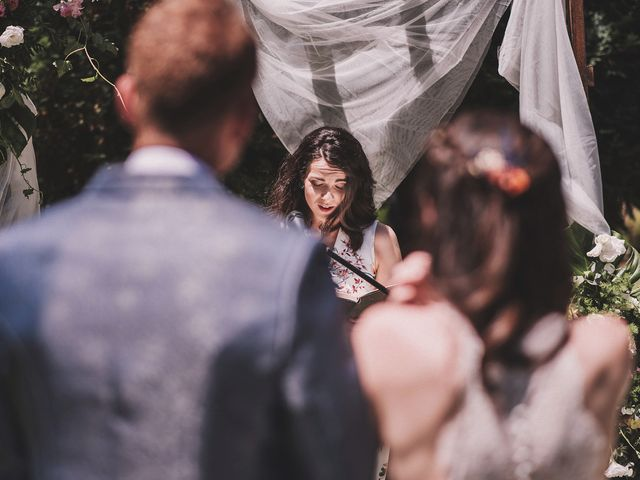 La boda de Iñigo y Naiara en Iruz, Cantabria 29