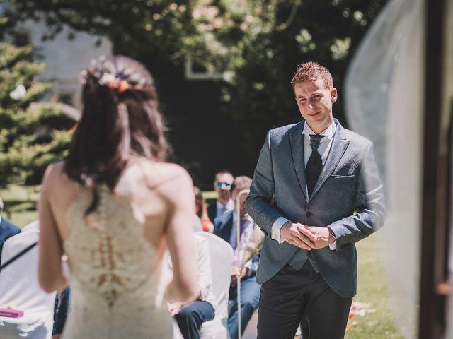 La boda de Iñigo y Naiara en Iruz, Cantabria 32
