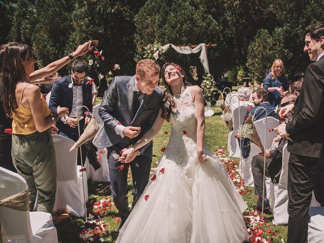 La boda de Iñigo y Naiara en Iruz, Cantabria 35