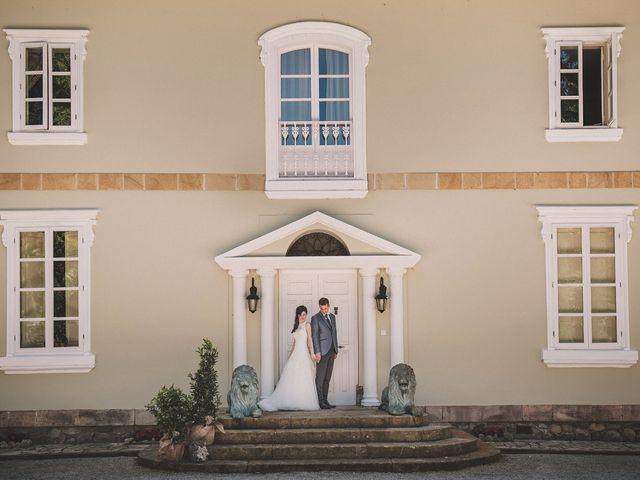 La boda de Iñigo y Naiara en Iruz, Cantabria 40