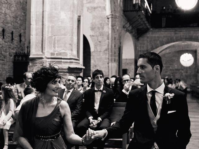 La boda de Ion y Marian en Arroniz, Navarra 14