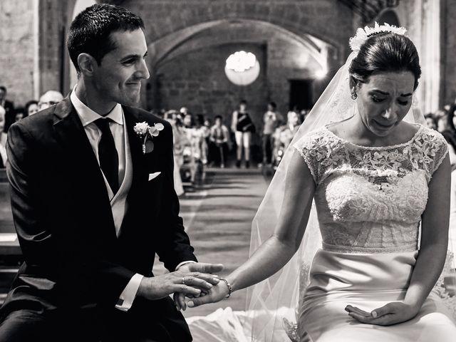 La boda de Ion y Marian en Arroniz, Navarra 2
