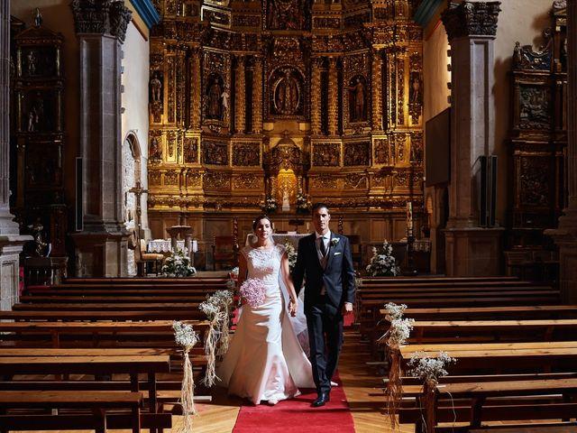La boda de Ion y Marian en Arroniz, Navarra 16