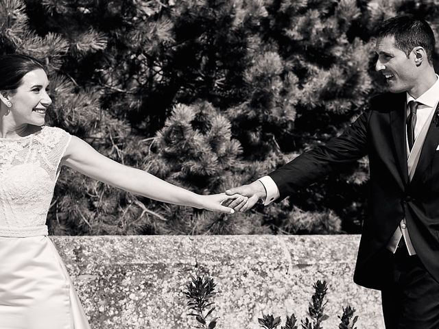 La boda de Marian y Ion