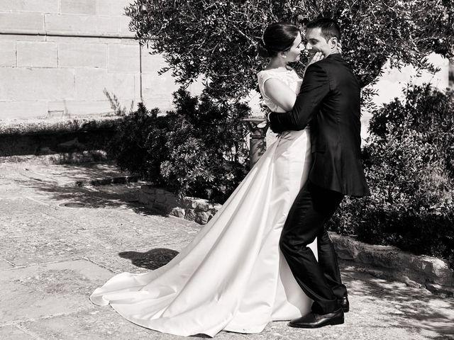 La boda de Ion y Marian en Arroniz, Navarra 25