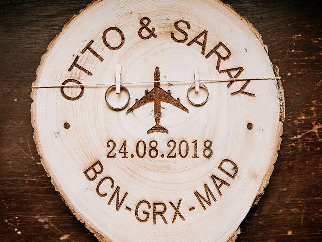 La boda de Otto y Saray en Fuente Vaqueros, Granada 1