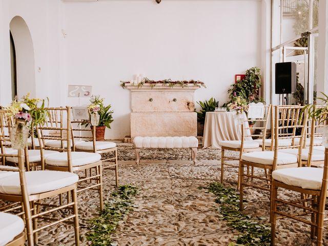 La boda de Otto y Saray en Fuente Vaqueros, Granada 29