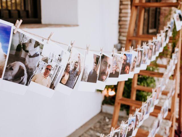 La boda de Otto y Saray en Fuente Vaqueros, Granada 31
