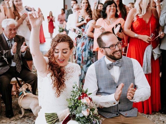 La boda de Otto y Saray en Fuente Vaqueros, Granada 38