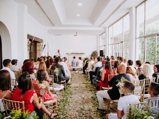 La boda de Otto y Saray en Fuente Vaqueros, Granada 42