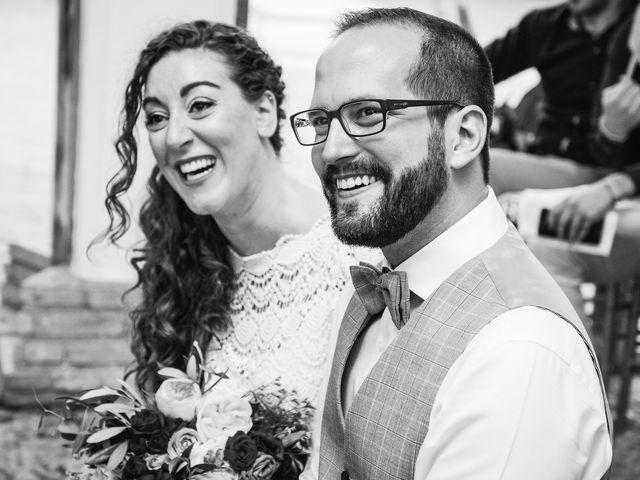 La boda de Otto y Saray en Fuente Vaqueros, Granada 47