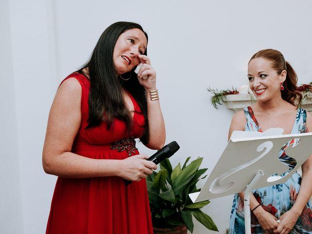 La boda de Otto y Saray en Fuente Vaqueros, Granada 45