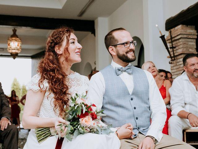 La boda de Otto y Saray en Fuente Vaqueros, Granada 50
