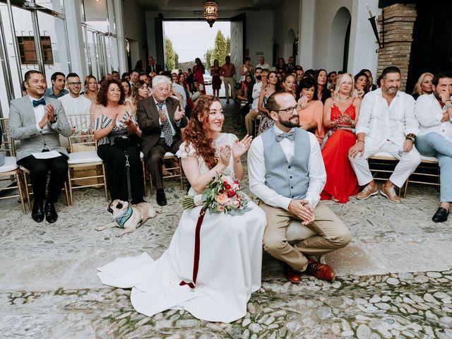 La boda de Otto y Saray en Fuente Vaqueros, Granada 51