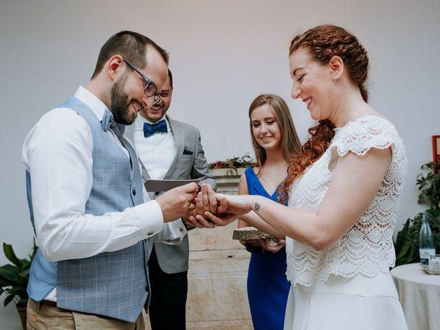 La boda de Otto y Saray en Fuente Vaqueros, Granada 53