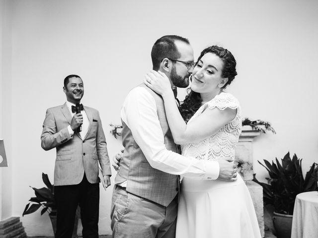 La boda de Otto y Saray en Fuente Vaqueros, Granada 55