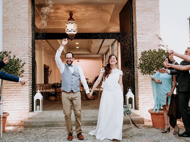 La boda de Otto y Saray en Fuente Vaqueros, Granada 62