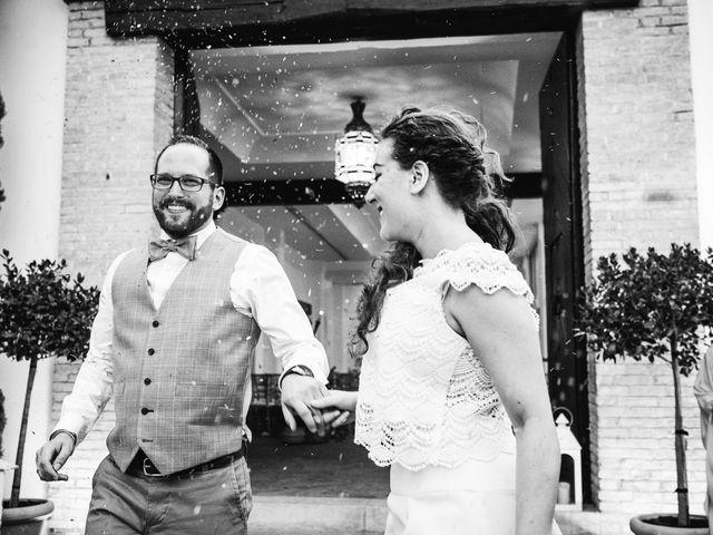 La boda de Otto y Saray en Fuente Vaqueros, Granada 63