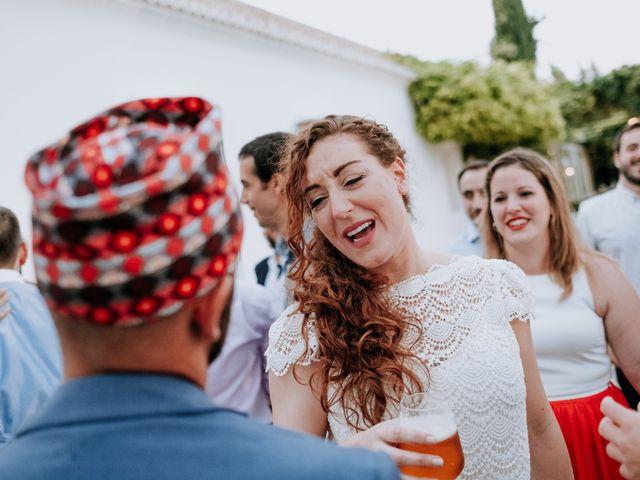 La boda de Otto y Saray en Fuente Vaqueros, Granada 64