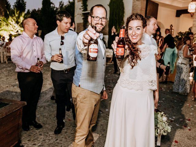 La boda de Otto y Saray en Fuente Vaqueros, Granada 75
