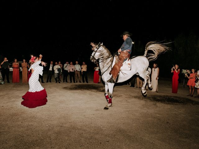 La boda de Otto y Saray en Fuente Vaqueros, Granada 79