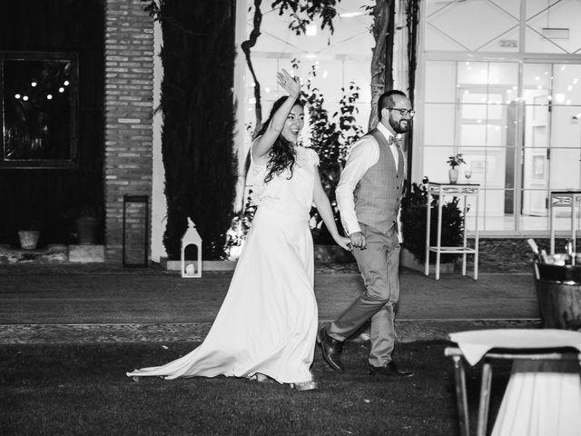 La boda de Otto y Saray en Fuente Vaqueros, Granada 83