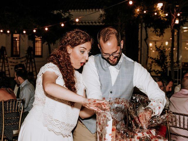 La boda de Otto y Saray en Fuente Vaqueros, Granada 90