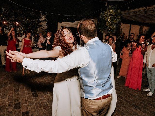 La boda de Otto y Saray en Fuente Vaqueros, Granada 95