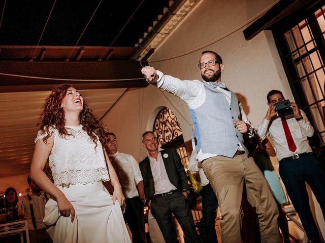 La boda de Otto y Saray en Fuente Vaqueros, Granada 112