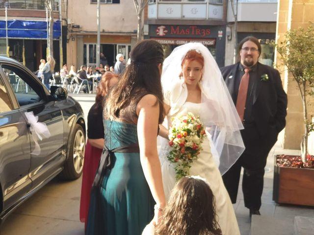 La boda de Raül Sanchez y Laura Salas en Sant Feliu De Llobregat, Barcelona 4