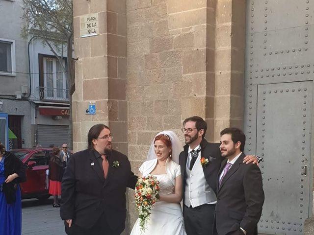 La boda de Raül Sanchez y Laura Salas en Sant Feliu De Llobregat, Barcelona 5