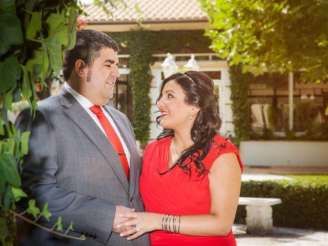 La boda de Fran y Virtu en Illescas, Toledo 1