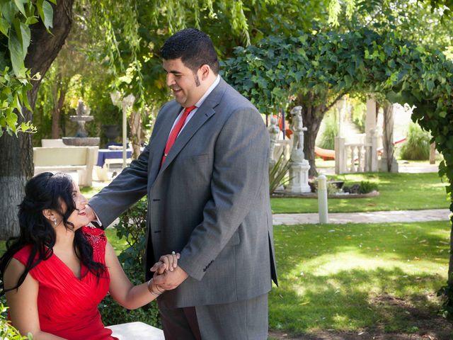 La boda de Fran y Virtu en Illescas, Toledo 7