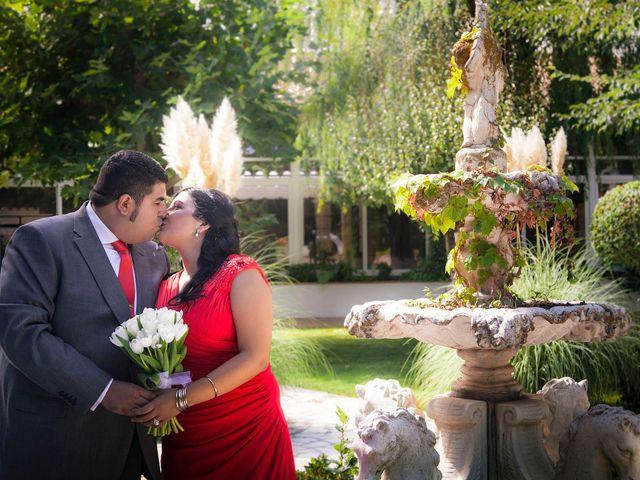 La boda de Fran y Virtu en Illescas, Toledo 8