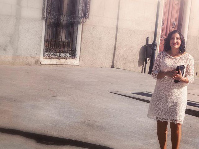 La boda de Fran y Virtu en Illescas, Toledo 17